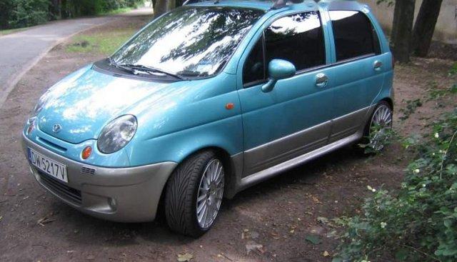 Bán xe Daewoo Matiz SE sản xuất năm 2005, xe đẹp, máy chạy êm