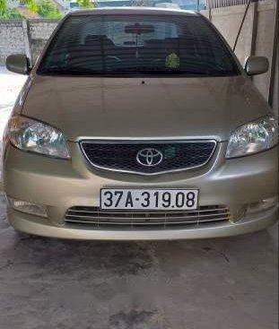 Cần bán xe Toyota Vios 2003, xe còn nguyên bản máy êm