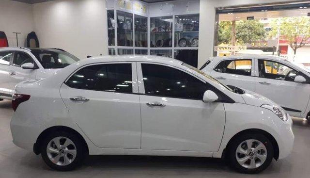 Cần bán Hyundai Grand i10 đời 2019, màu trắng, 345 triệu