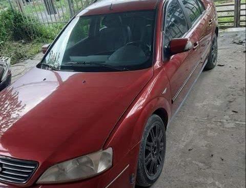 Cần bán Ford Mondeo AT đời 2004, màu đỏ, xe đẹp khỏe