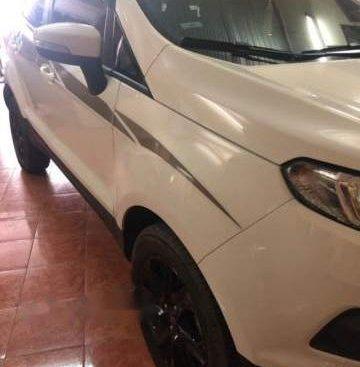 Cần bán xe Ford Ecosport 2016, xe còn mới ít đi, bao test hãng
