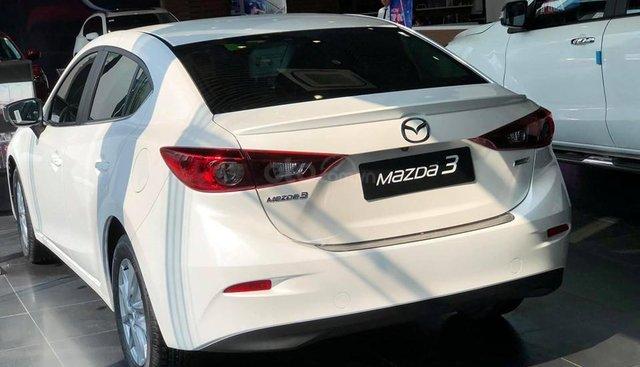 Mazda 3 2019 với ưu đãi tới 25tr tiền mặt và được tặng các phần quà hấp dẫn