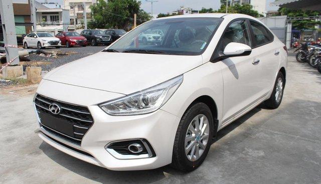 Bán Hyundai Accent 1.4MT base 2019, màu trắng
