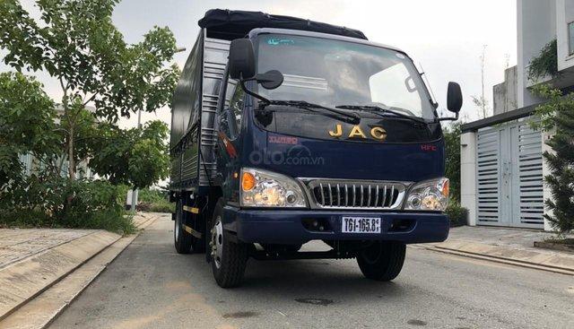 Xe tải JAC 2.4 tấn thùng 4.3, giá cạnh tranh thị trường 2019