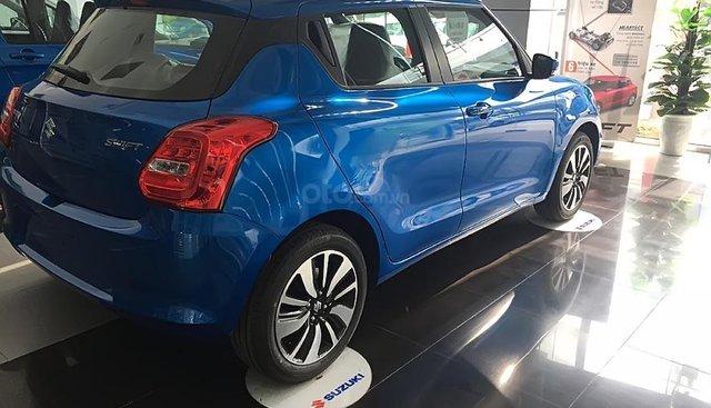 Cần bán xe Suzuki Swift sản xuất năm 2019, màu xanh lam, xe nhập, giá chỉ 549 triệu