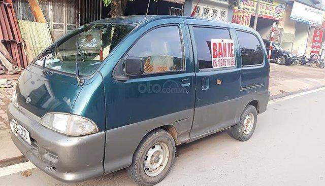 Bán Daihatsu Citivan 1.6 MT đời 2003, màu xanh lam