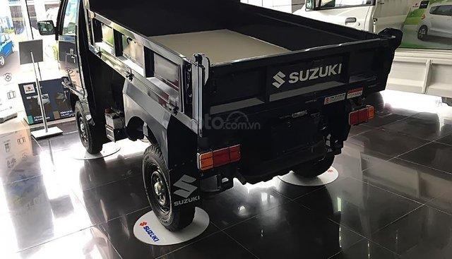 Bán ô tô Suzuki Super Carry Truck 1.0 MT đời 2019, màu xanh lam