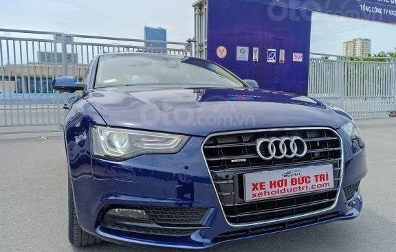 Bán ô tô Audi A5 TFSi quattro năm sản xuất 2014, màu xanh lam, nhập khẩu nguyên chiếc