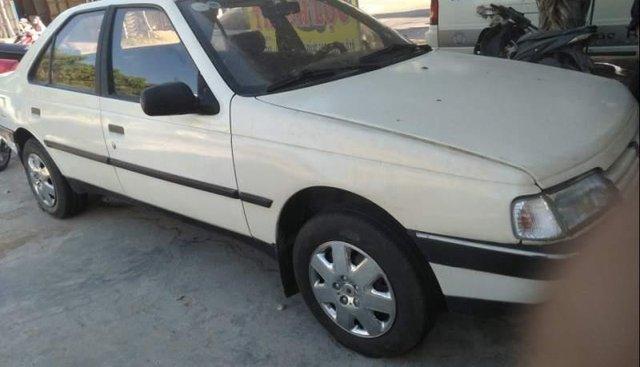 Bán ô tô Peugeot 405 đời 1981, màu trắng, giá rẻ