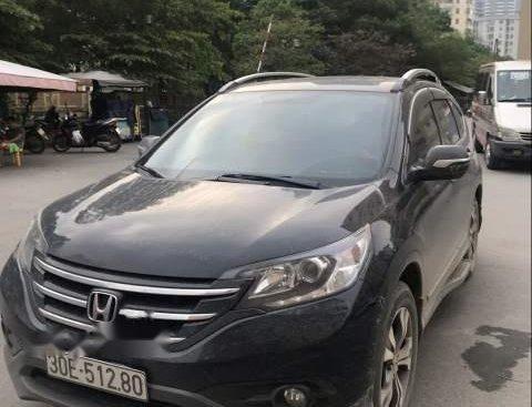 Bán xe Honda CR V 2.4 năm sản xuất 2014, màu đen, xe đẹp