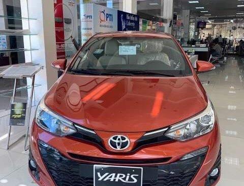 Toyota Vũng Tàu bán Toyota Yaris 2019 - Phiên bản mới nhất