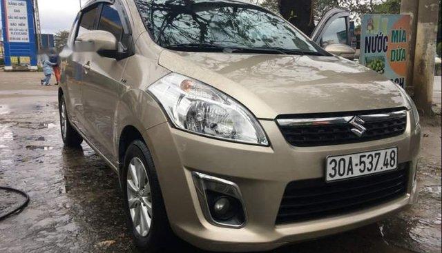 Cần bán xe Suzuki Ertiga cũ đăng ký 2015, xe chính chủ đi êm