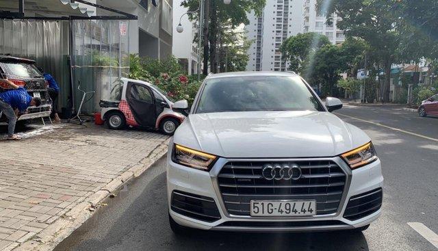 Chính chủ bán Audi Q5 2018, màu trắng, xe nhập