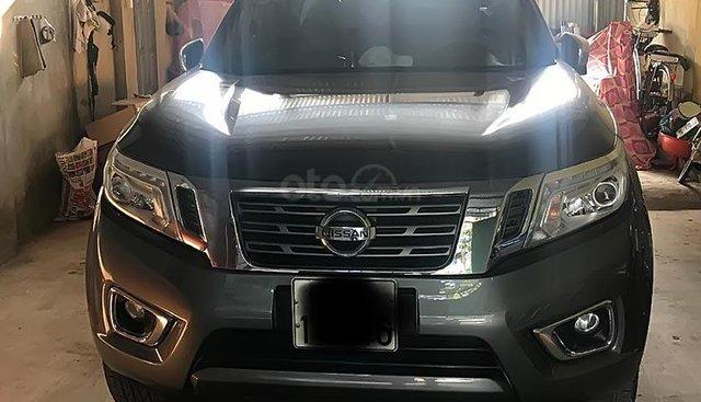 Cần bán lại xe Nissan Navara VL đời 2015, màu xám, nhập khẩu