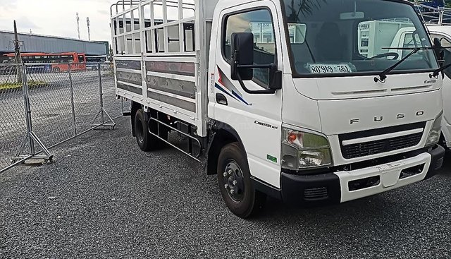 Cần bán Mitsubishi Canter đời 2019, màu trắng