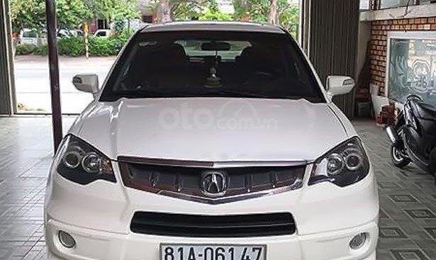 Bán ô tô Acura RDX SH-AWD đời 2007, màu trắng, nhập khẩu, chính chủ