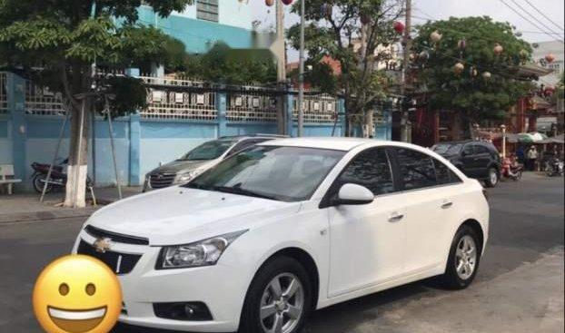 Cần bán xe Chevrolet Cruze 2013, màu trắng, nhập khẩu, xe nữ chạy máy bao zin