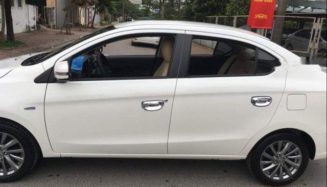 Bán Mitsubishi Attrage MT sản xuất 2018, màu trắng, xe đẹp