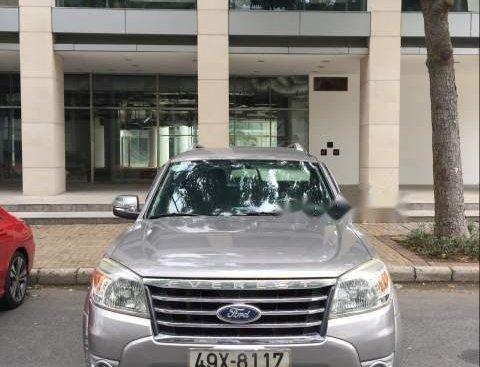 Chính chủ cần bán Ford Everest 2010, 2.5L 2 cầu, chạy dầu, đi 90.000km, xe đi bảo dưỡng kĩ