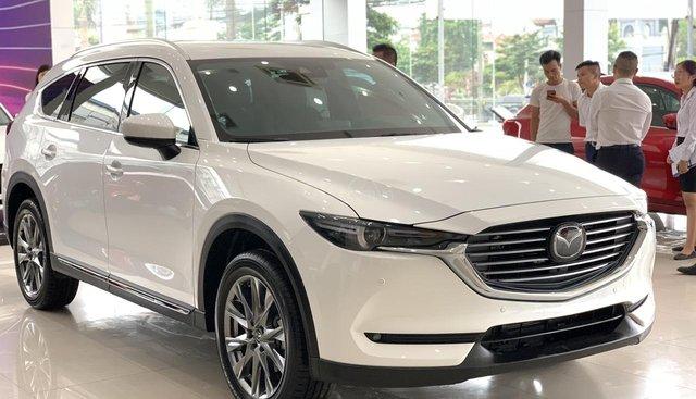 Mazda CX8 All New 2019 đủ màu, giao xe ngay tại Hà Nội - Hotline: 0973560137
