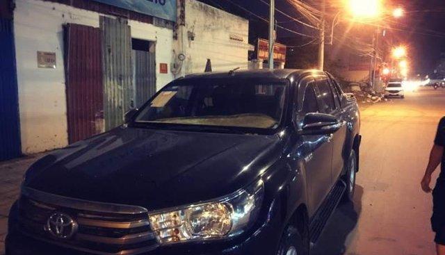 Xe Toyota Hilux năm sản xuất 2017, nhập khẩu
