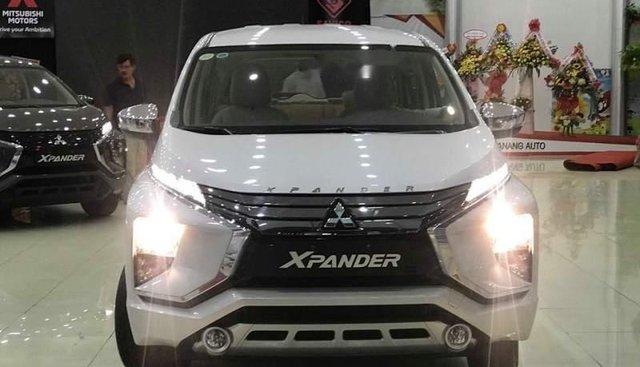 Bán Mitsubishi Xpander 2019, màu trắng, nhập khẩu