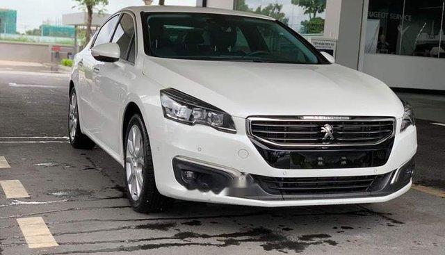 Bán xe Peugeot 508 sản xuất 2019, màu trắng, xe nhập