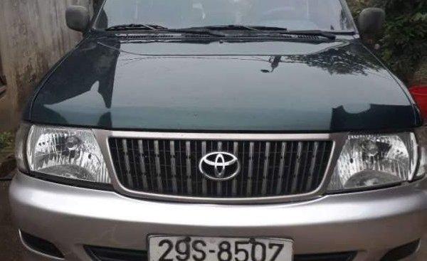 Bán gấp Toyota Zace đời 2003, nhập khẩu
