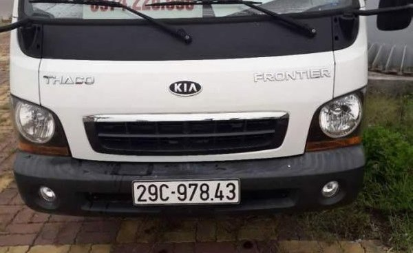 Bán xe Kia K190 năm 2015, màu trắng, giá tốt