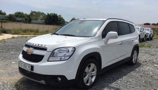 Bán Chevrolet Orlando LT 2018, màu trắng, giá tốt