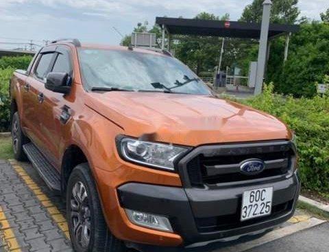 Bán Ford Ranger Wiltrack 3.2 4x4 AT đời 2017, nhập khẩu