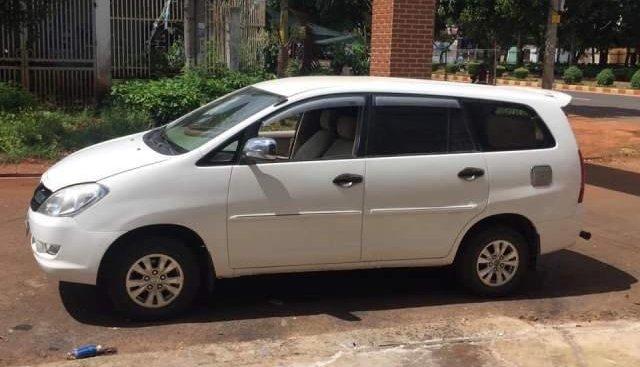 Bán Toyota Innova đời 2008, màu trắng, xe nhập, xe gia đình