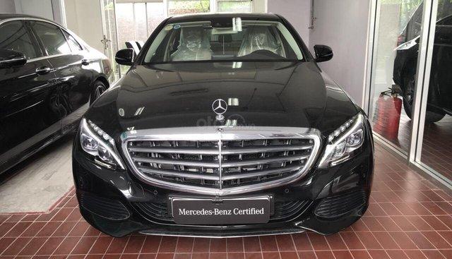 Bán ô tô Mercedes C250 2017/2019, siêu lướt, màu đen, chính hãng