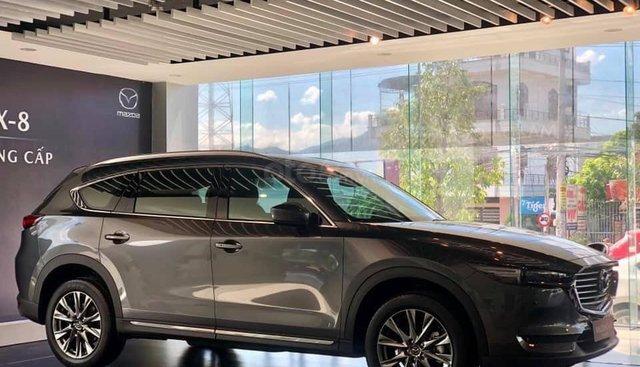 Hot: Mazda CX8 All New 2019 với giá ưu đãi lô đầu lên đến 50 triệu đồng, HL: 0909272088