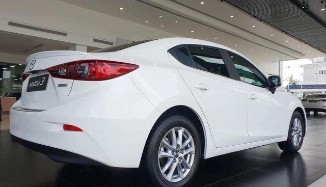 Tháng 7 mua xe Mazda 3 với giá giảm >30tr, tặng full PK, hỗ trợ BHVC, đăng kí