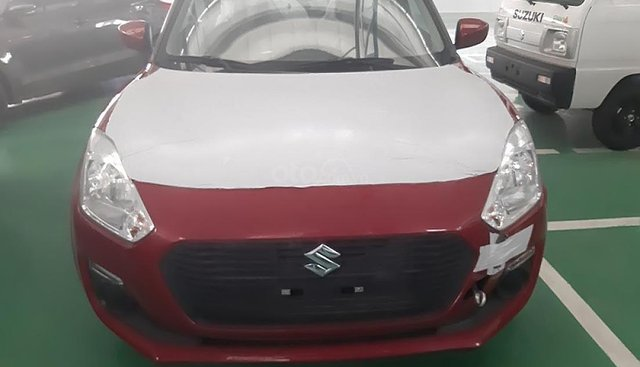 Cần bán xe Suzuki Swift GL 2019, màu đỏ, nhập khẩu