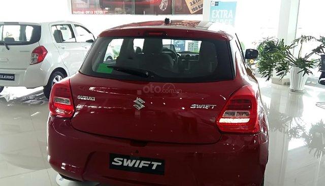 Bán Suzuki Swift GLX 1.2 AT năm 2019, màu đỏ, nhập khẩu, giá tốt