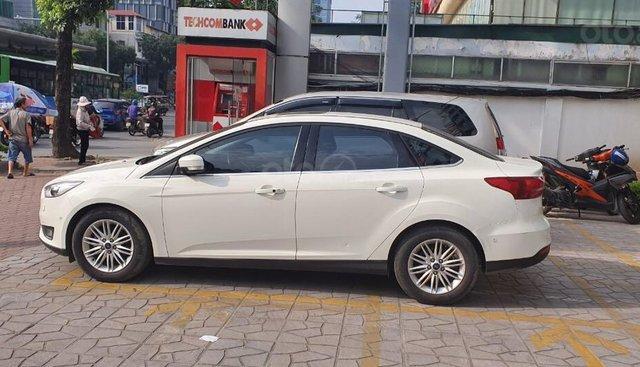 Bán Ford Focus Titanium sản xuất 2016, màu trắng