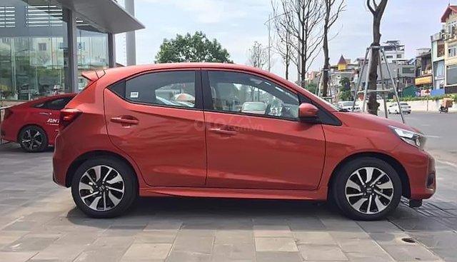 Bán xe Honda Brio RS sản xuất 2019, nhập khẩu