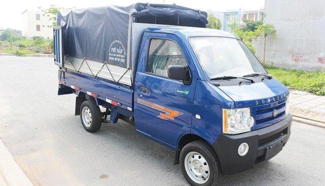 Bán xe DongBen 810kg, thùng bạt