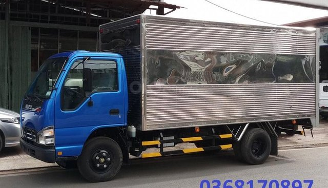 Bán xe tải Isuzu 270 thùng kín tải 1T9 - 2T9