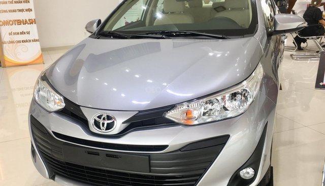 Bán Toyota Vios 1.5 E số tự động - Ưu đãi khủng tháng 7. LH: 0902772820