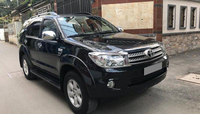 Cần bán xe Toyota Fortuner V 2011 máy xăng, số tự động 2 cầu