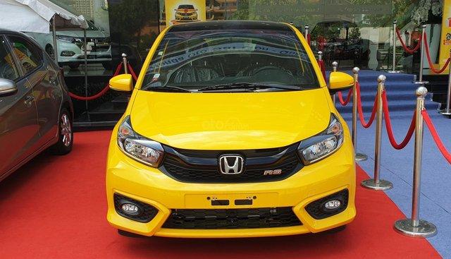 [Giá tốt] Honda Brio - Xe 5 chỗ gia đình lý tưởng - 150Tr trả trước nhận xe - Ưu đãi hấp dẫn
