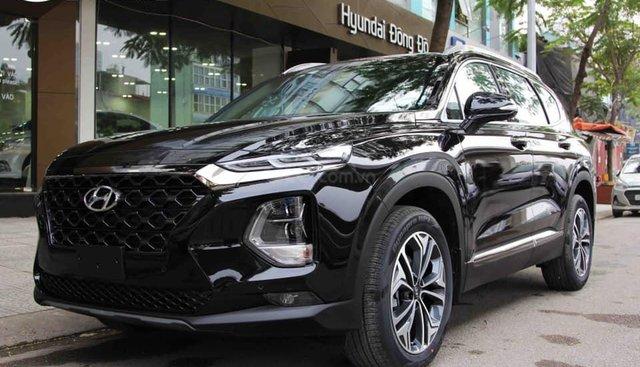 Đủ màu giao ngay Hyundai Santafe 2019, trả góp 90%, gọi ngay đặt hàng 0812.587.888