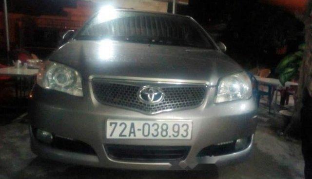 Cần bán xe Toyota Vios 2006 - ĐT: 090 6823931 gặp anh Tiến