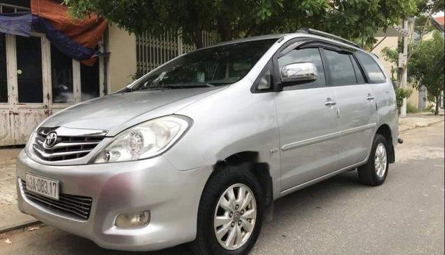 Bán Toyota Innova năm 2009, màu bạc, số tự động