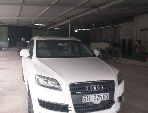 Bán Audi Q7 2008, màu trắng, xe nhập, xe gia đình, giá 850tr