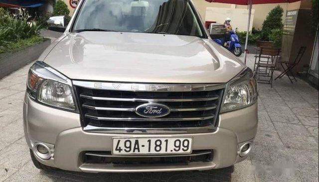 Bán Ford Everest sản xuất 2010, màu hồng phấn, số tự động