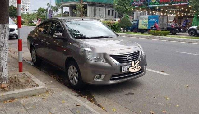 Bán Nissan Sunny 2017, nhập khẩu nguyên chiếc, xe nhà chạy